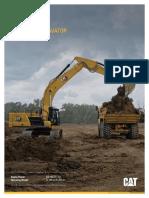 Cat 336 Next Gen Excavator
