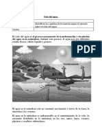 Guía 6 - Ciclo Del Agua (Septiembre)