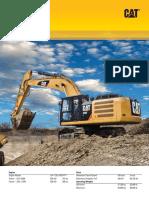 Cat 336FL Excavator