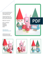 Gnome Peeps