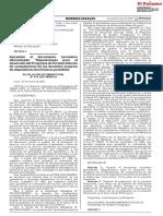 Aprueban El Documento Normativo Denominado Disposiciones Para El Desarrollo Del Programa de Fortalecimiento de Competencias de Los Docentes Usuarios de Dispositivos Electrónicos Portátiles