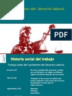 Historia del derecho laboral 2.0