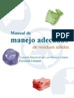 Manual Escuela Limpia