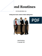 Beyond Routines