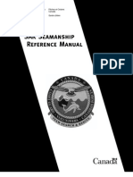 SAR Seamanship Reference Manual