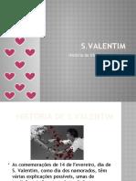 Power Point-S.Valentim