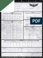 WG Character Sheet