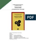14340531 Varios Autores Los Engranajes Del Capitalismo Elementos de Analisis Economico Marxista