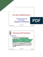14_CIV 325 CARRETERAS II(Introduccion)