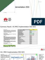 4G MRO Implementation Jabo_ESD_W25 2019