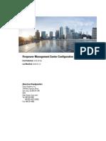 Firepower Management Center Configuration Guide, V6.6