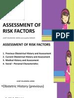Assessment-of-risk-factors