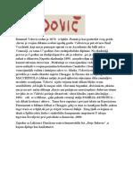 Seminar-Vidović
