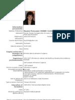CVTemplate_fr_FR