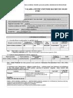 Anexa 2-Cerere de credit valabila pentru expuneri mai mici de 300k   euro (3)