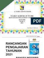 RPT ENGLISH YEAR 5 2021- BHANU