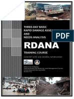 3 DAY BASIC RDANA CONCEPT NOTE