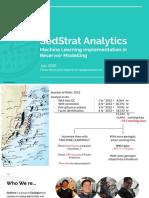SedStrat Analytics Intro - SPE