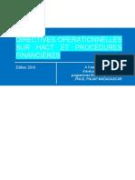 Directives Opérationnelles Sur HACT à l'Usage Des Partenaires_UNICEF-PNUD-FNUAP_Madagascar_juillet 2019