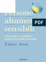 Aron Elaine - Persone altamente sensibili
