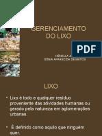 Seminário-Ecologia