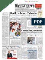 Il Messaggero 2 Agosto 2010