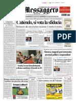Il Messaggero 3 Agosto 2010