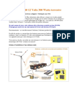 Eolienne Air 40 12 Volts