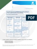 divicion algebraica