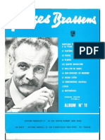 Brassens - Album N°11 (piano)