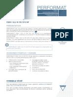 4_FicheProduit_PERFORMAT_CEM_I_52,5_N_CE_CP2_NF - 25 Xeuilley - 35 Créchy