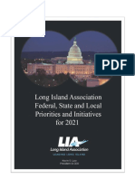 2021 LIA Priorities and Initiatives