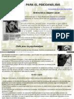 Chapsal_Claves Para El Psicoanálisis