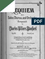 Stanford Requiem