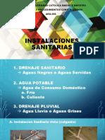 PP-09 Instalaciones SANITARIA (Completa)