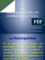 Organizacion Municipal