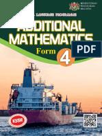 DLP Additional Mathematics Form 4