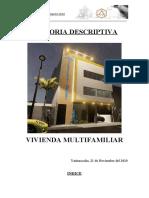 01. Memoria Descrip. Arquitectura_Pucallpa
