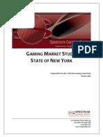 Spectrum New York Gaming Study Main Report Final