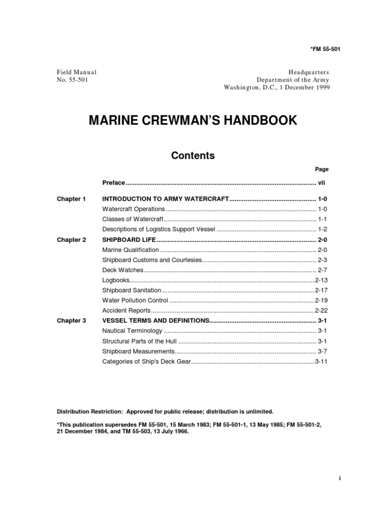 Handbook Ships Containerization Marine Crewman's Containerization Handbook Marine Crewman's Crewman's Containerization Ships Ships Handbook Marine qIwUnCtWT