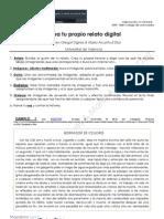 Crea Tu Propio Relato Digital-Carmen Gregori Signes