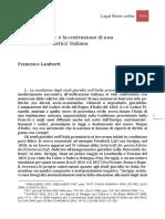 Pietro Bonfante e La Costruzione Di Una (2)