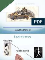 Tertial Innere Medizin - Bauchschmerz
