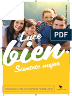 Catalogue FOREVER Living Products 2021 MEXICO
