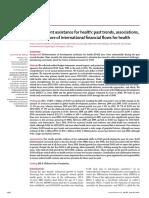 Dieleman (2016) Health Aid financial flows