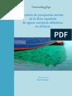 Gestión de pesquerías mixtas de la flota española (1)