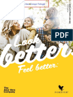 Forever Living Products Portugal CATALOGO PRODUCTO 2020/2021