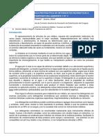 ESTUDIO DE LA EFICACIA PROTEOLÍTICA DE DETERGENTES ENZIMATICOS A TEMPERATURA AMBIENTE Y 37° C