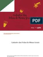 IEPHA Cadastro das Folias de Minas Gerais