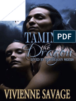 Vivienne Savage - Taming The Dragon (Loved By The Dragon 3)
